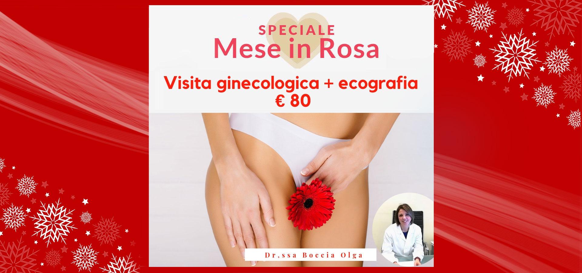 Speciale Mese in Rosa Centro Athena